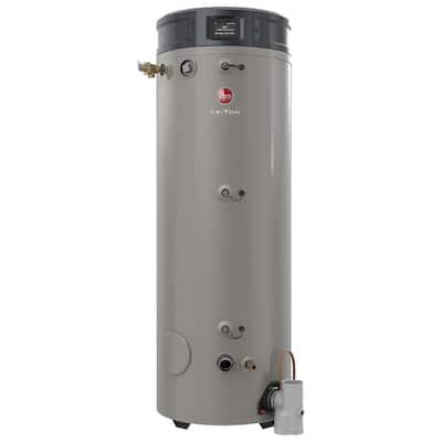 Commercial Triton Heavy Duty High Efficiency 100 Gal. 200K BTU Liquid Propane Power Direct Vent Tank Water Heater