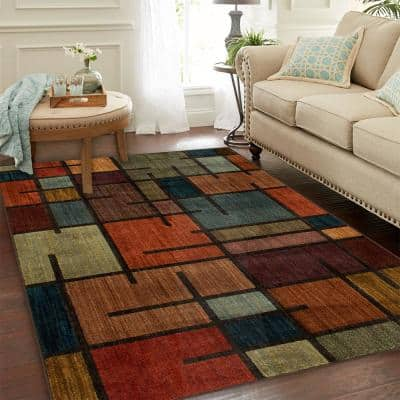 Fairfield Charcoal 10 ft. x 13 ft. Area Rug