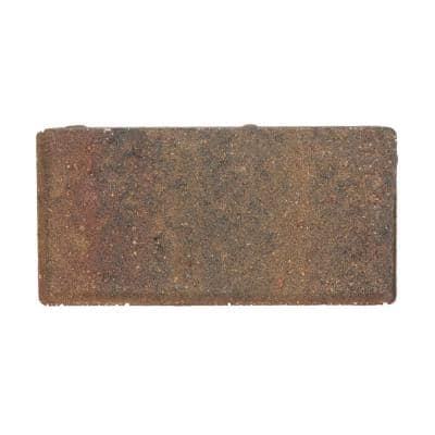 8 in. L x 4 in. W x 2.25 in. H 60 mm Amaretto Concrete Holland Pavers Pallet (480-Piece/105 sq. ft./Pallet)