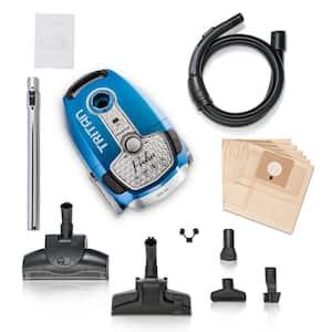 Tritan Pet Turbo Canister Vacuum Cleaner HEPA Sealed Hard Floor Vacuum