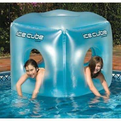 Ice Cube Swimming Pool Float