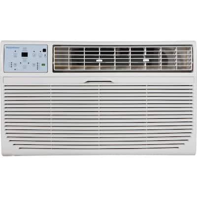Keystone 10,000 BTU 230-Volt Through-the-Wall Air Conditioner w/ LCD Remote Control