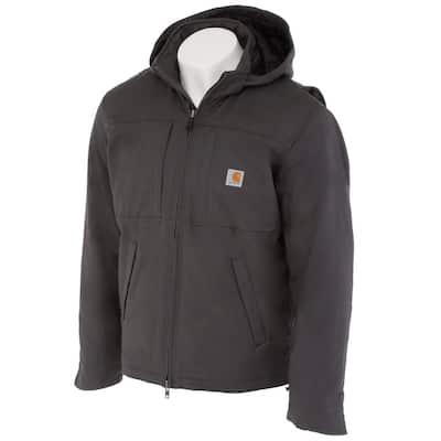Men's Regular Medium Shadow Cotton/Polyester Full Swing Cryder Jacket
