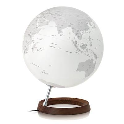 Full Circle Reflection 12 in. Illuminated Desktop Globe