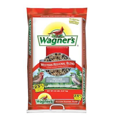 20 lb. Western Regional Blend Wild Bird Food