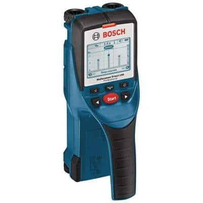 D-Tect 6 in. Multi-Scanner with 7 Detection Modes for Metal, Wood, Live Wiring and Plastic Pipes