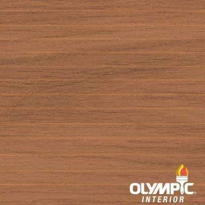 1-qt. Mahogany Semi-Transparent Oil-Based Interior/Exterior Gel Stain