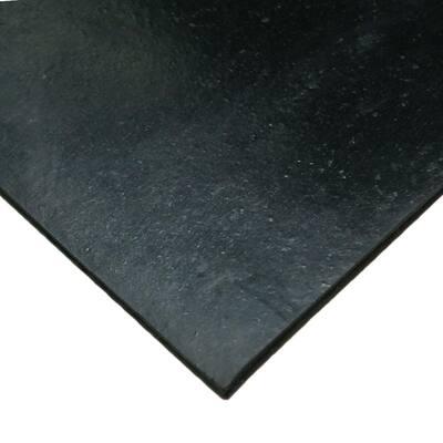 Styrene Butadiene Rubber (SBR) 1/16 in. Thick x 12 in. Length x 36 in. Width Rubber Sheet & Rolls 3(-Pack)