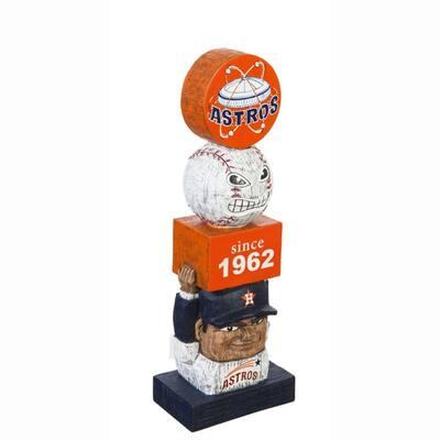 Houston Astros MLB Vintage Team Garden Statue