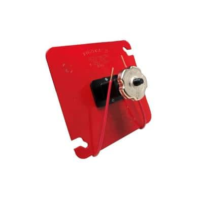 4 in. Square Thermal Cut-Off Switch