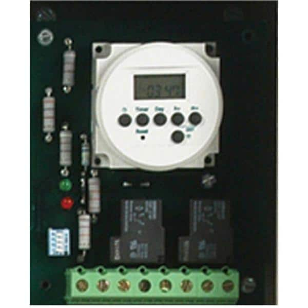 Eaton Mechanical Timer For Ch125 Pool Panels Pooltimerkit The Home Depot