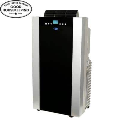 14,000 BTU Portable Air Conditioner with Dehumidifier, Heat and Remote