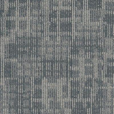 Yates Encryption Loop 24 in. x 24 in. Carpet Tile (18 Tiles/Case)