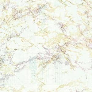 Creative Covering Beige Marble Adhesive Shelf Liner