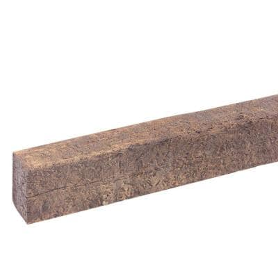 Used Railroad Tie-Cresote Treated (Common: 7 in. x 9 in. x 8 ft.; Actual: 96 in.)