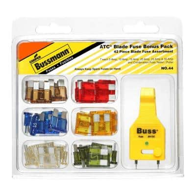 ATC 30 Amp Automotive Blade Fuse Bonus Pack