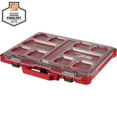 PACKOUT 11-Compartment Low-Profile Small Parts Organizer