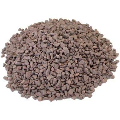 Margo Garden Products 21.6 cu. ft., 0.4 cu. ft. 3/8 in. Extra-Small Caribbean Red Gravel (54-Bags/Covers)