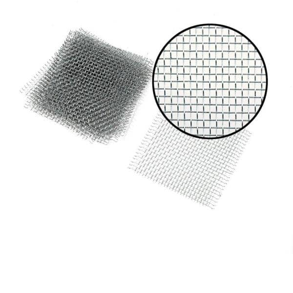 Phifer Brite Aluminum Screen Patch Repair Kit 3025124 The Home Depot