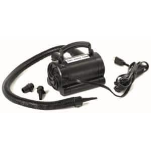 110-Volt Electric Swimming Pool Inflatable Toy Air Pump Inflator