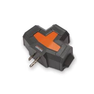 3-Outlet Power Hub Adapter