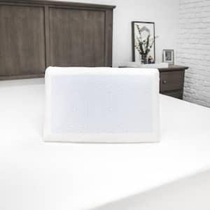 Hypoallergenic Cooling Gel Memory Foam Standard Pillow