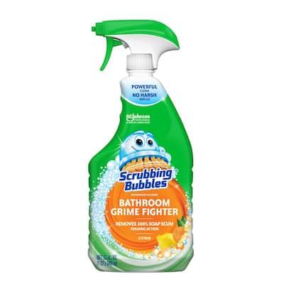 32 fl. oz. Citrus Bathroom Grime Fighter Toilet Bowl Cleaner