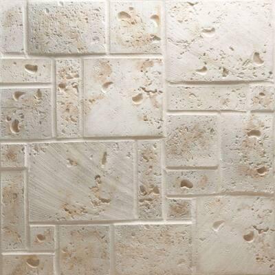 Coral Stone Tehama Flats 150 sq. ft. Bulk Pallet Manufactured Stone