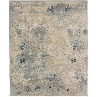 Sand and Sky 8 ft. 6 in. x 11 ft. 6 in. Area Rug