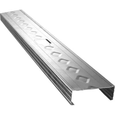ProSTUD 25 3-5/8 in. x 8 ft. 25-Gauge EQ Galvanized Steel Wall Framing Stud