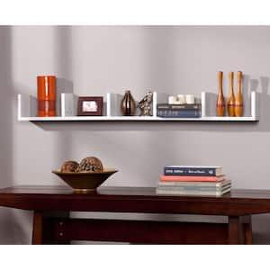 Midge Decorative Shelf in White