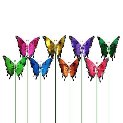 Windy Wings Garden Stake