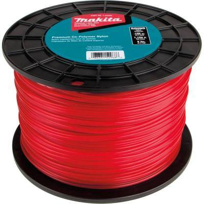 5 lbs. 0.105 in. x 1,150 ft. Round Trimmer Line in Red
