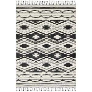 Nuloom Indra Transitional Paisley Medallion Gray 5 Ft X 8 Ft Area Rug Sfim01a 508 The Home Depot