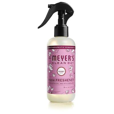 8 oz. Peony Scent Room Non-Aerosol Air Freshener Spray Bottle
