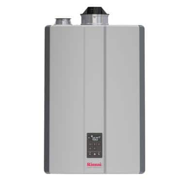I Series Natural Gas or Liquid Propane Boiler/Water Heater with 60,000 BTU Input