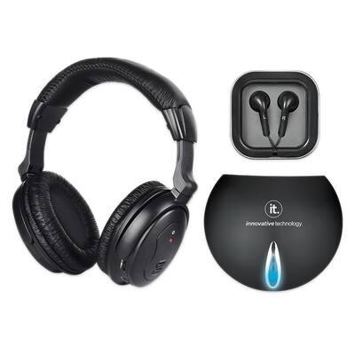 Wireless TV Listening Headphones