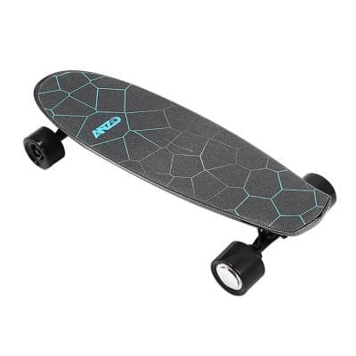 30 in. Outdoor Somatosensory Electric Skateboard without Remote Control