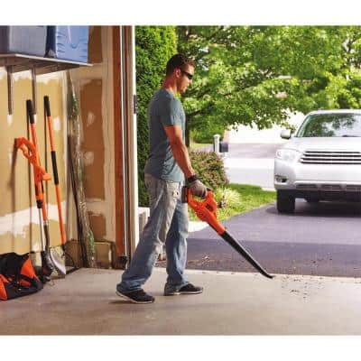 20V MAX Cordless String Trimmer and Sweeper Combo Kit (2-Tool) with (1) 1.5Ah Battery and Charger Included