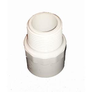 3/4 in. Schedule 40 PVC Male Adapter