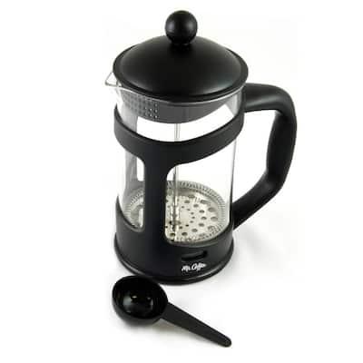 Brivio 3.5-Cup Glass Coffee Press