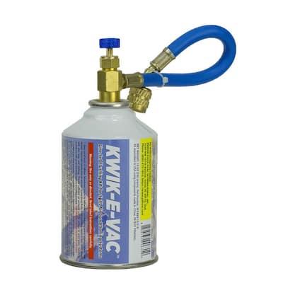 KWIK-E-VAC Line Set Flushing Kit for Mini Split Air Conditioning Systems