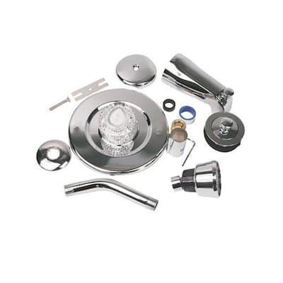Rebuild Kit for Moen Single Lever Faucet in Satin Nickel Finish
