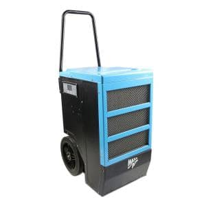 140-Pint Bucketless Portable Dehumidifier
