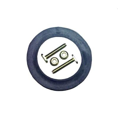 Aqua-Magic IV Closet Toilet Ring Bolt Package