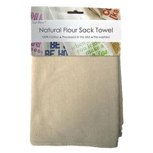 Natural 29 in. x 36 in. Unbleached Flour Sack Towel (10-Pack)