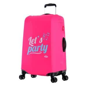 Spandex Luggage Cover Fits 23 in. to 26 in.