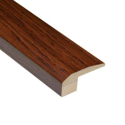 Oak Toast 1/2 in. Thick x 2-1/8 in. Wide x 78 in. Length Carpet Reducer Molding