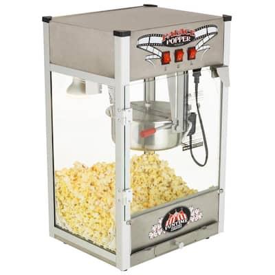 Palace Popper 8 oz. Hot Oil Kettle Popcorn Machine