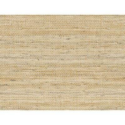 Luxe Haven Chamomile Luxe Weave Peel and Stick Wallpaper (Covers 40.5 sq. ft.)